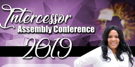 The Eyes That See ~ Intercessor Assembly 2019 tickets