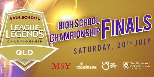 High School Esports Seminar: Tenielle Lynch
