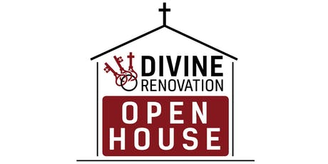 Divine Renovation Open House tickets