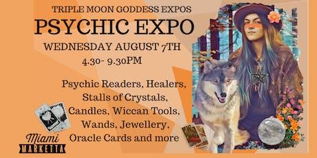 Psychic Expo -Triple Moon Goddess Miami Marketta August tickets