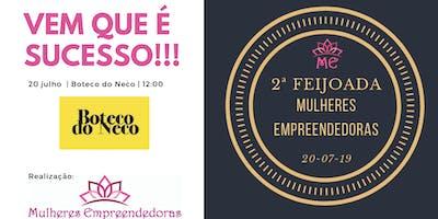 2ª Feijoada Mulheres Empreendedoras
