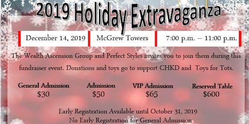 7th Annual Holiday Extravaganza MMXIX (2019)