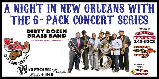 Dirty Dozen Brass Band - A Night in New Orleans