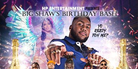 Big Shaw's Birthday Bash: Parade 2 tickets