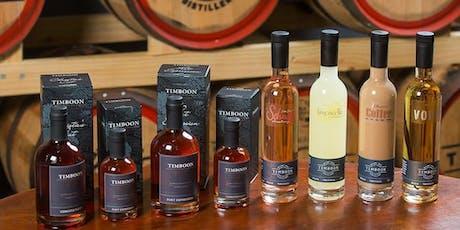 Timboon Distillery Whisky & Spirits Masterclass tickets