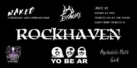 ROCKHAVEN tickets