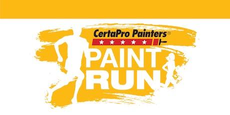 CertaPro Painters Paint Run tickets