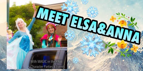 ELSA&ANNA HANG OUT tickets