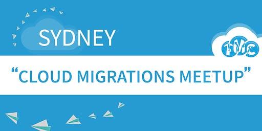 Sydney Cloud Migrations with NetApp