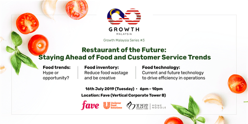 Restaurant of the Future:Staying Ahead of Food and Customer Service Trends