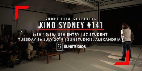 Kino #141 tickets