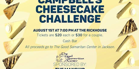 Campbell's Bakery Cheesecake Challenge tickets