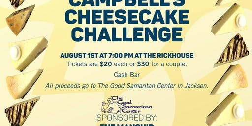 Campbell's Bakery Cheesecake Challenge