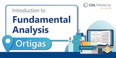 Introduction to Fundamental Analysis [ORTIGAS]