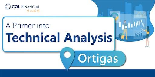 [COL ORTIGAS] A Primer into Technical Analysis