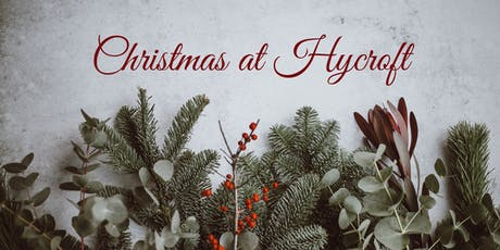 Christmas at Hycroft 2019 tickets