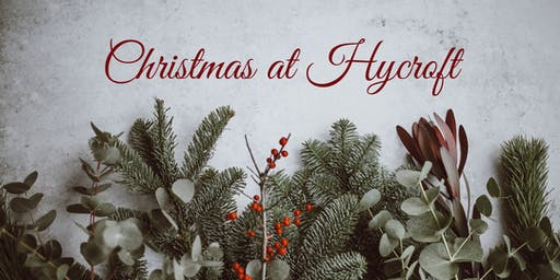 Christmas at Hycroft 2019