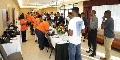 Armed Forces Vendor at 2019 South Carolina Fatherhood & Male Achievement Conference