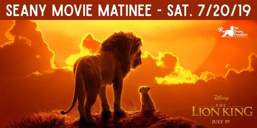 Seany Movie Morning: THE LION KING