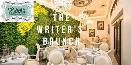 The Writer's Brunch MasterClass & Mimosas, Write and Self-Publish Your Book in 30 Days  tickets