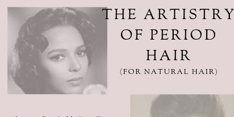 The Artistry of Period Hair