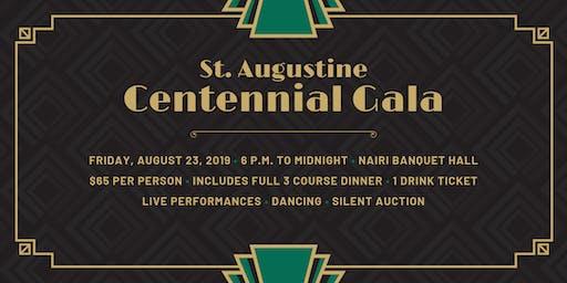 St. Augustine Centennial Gala