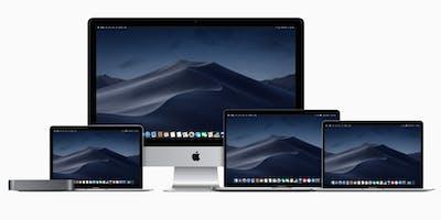 macOS Support Essentials 10.14,  APL-MAC101-140-AU, Adelaide, SA