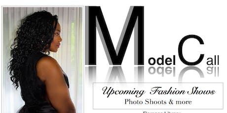 Model Call Upcoming Fashion Show tickets