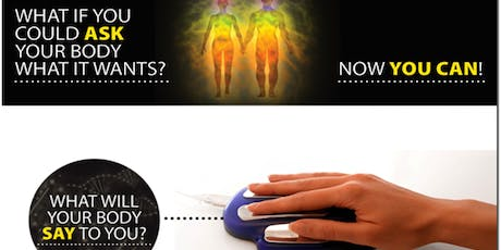 What If You Could Ask Your Body What It Needs? tickets