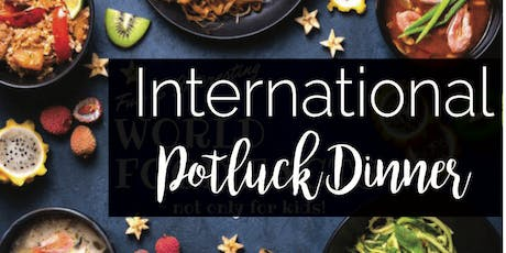 Welcome Back/ Bon Voyage International Potluck tickets