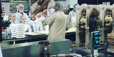 CHOCOLATE FACTORY TOUR / Cococo Chocolatiers / DoorsOpenYYC 2019 tickets