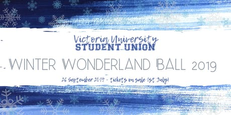 VUSU's Winter Wonderland Ball 2019 tickets