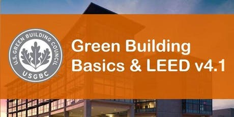 Green Building Basics and LEED v4.1 tickets