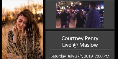 Courtney Penry - Live at Maslow!