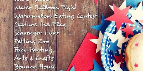 Open House & 4th of July Family Festival tickets