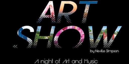 Fundraiser Art Show