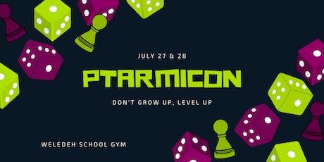 Ptarmicon 2019 tickets