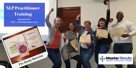 NLP Practitioner Certification Training tickets