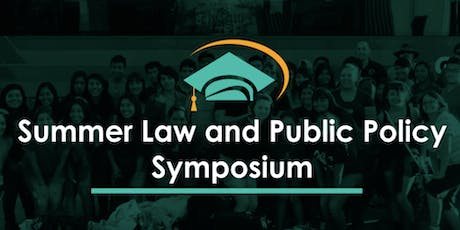 Become the Change: 2019 Law & Public Policy Symposium For Young Reformers tickets