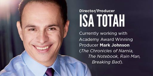 FREE ACTING CLASS WITH AWARD-WINNING DIRECTOR/PRODUCER