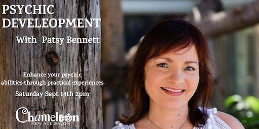 Psychic Development with Patsy Bennett