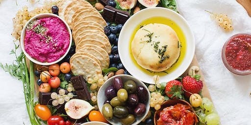 Vegan Cheese and Wine Pairing Event