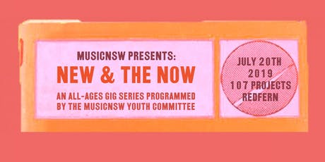 New & The Now #4: The Buoys, Cody Munro Moore & Goodside [All-ages!] tickets