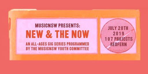 New & The Now #4: The Buoys, Cody Munro Moore & Goodside [All-ages!]