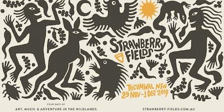 Strawberry Fields 2019 - Transport tickets
