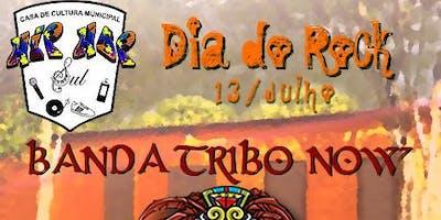 Banda Tribo Now - Dia do Rock - Despertando consciências