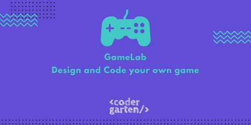 GameLab - Design and code your own game