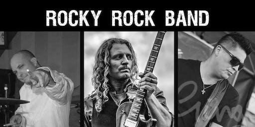 Rocky Rock Band at Engelmann Cellars