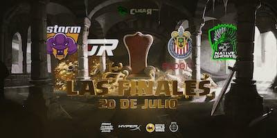 Liga Mexicana: Las Finales