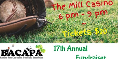 17th Annual BACAPA Fundraiser - Take Me Out to the Ballgame